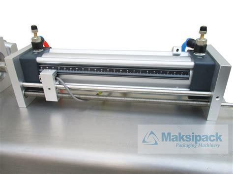 Mesin Bordir Manual Di Surabaya mesin filling cairan dan pasta msp fl500 toko mesin