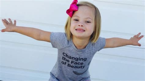 child nonued 7 years 7 year old girl tells the world that down syndrome is not