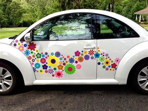 Vw Beetle Herbie Aufkleber by Image Result For Vw Beetle With Stickers Beetle I