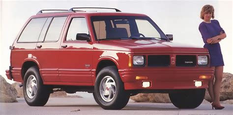 how to learn about cars 1992 oldsmobile bravada engine control 1992 oldsmobile bravada image 7