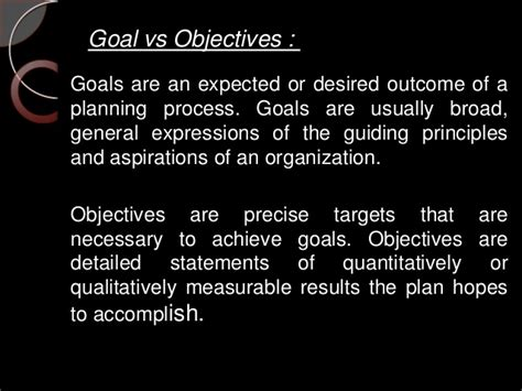 image result for life goals and objectives template goal