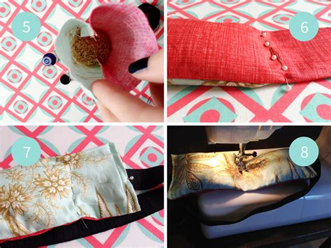 Eye Pillow Diy by Design Fixation Diy Aromatherapy Eye Pillow Sewing Tutorial