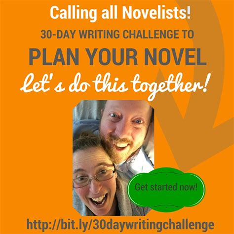the bad media 30 day book marketing challenge books join us for quot plan your novel quot 30 day writing challenge