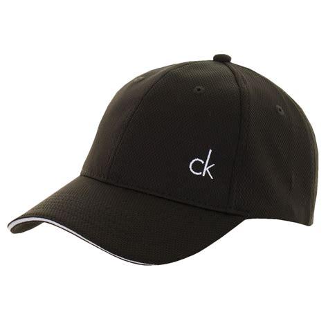 Calvin Klein Cap 5 Panel calvin klein golf mens ck airtex adjustable mesh baseball