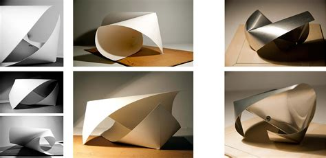 Folding Paper Designs - shuo yang design folding architecture