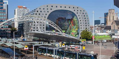 di commercio italiana in olanda rotterdam fa scuola con markthal avveniristico mercato