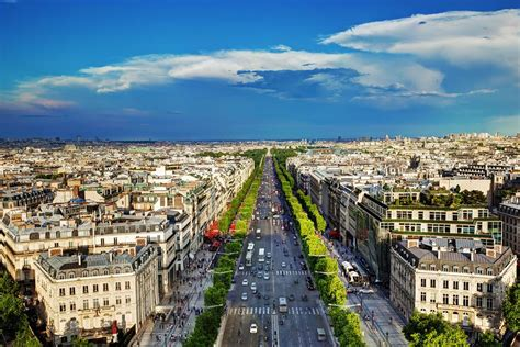 paris attractions highlights