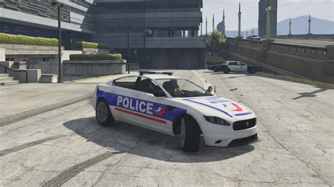 mod gta 5 voiture jackal de la police nationale alpha version vehicules