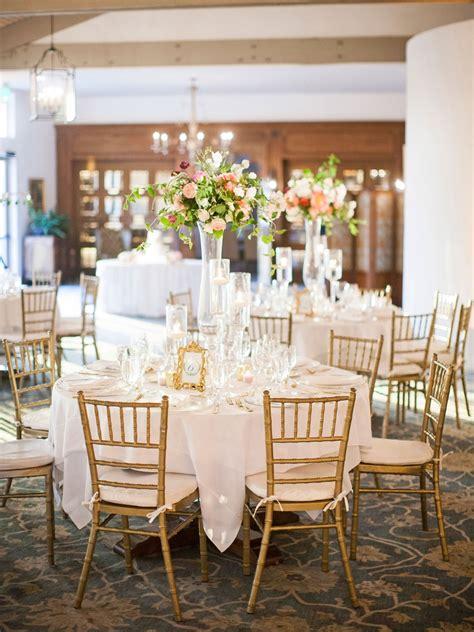 chiavari chairs wedding reception reception d 233 cor photos gold chiavari charis at