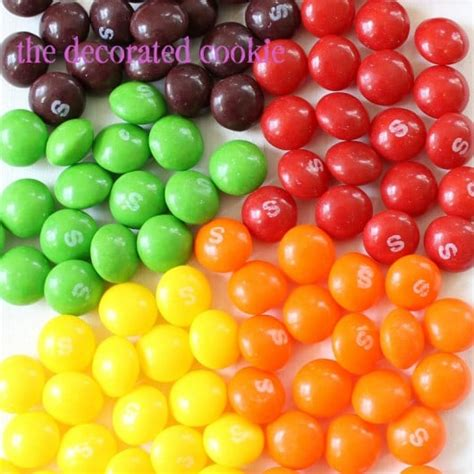 skittles colors skittles straws with wrigley the decorated cookiethe