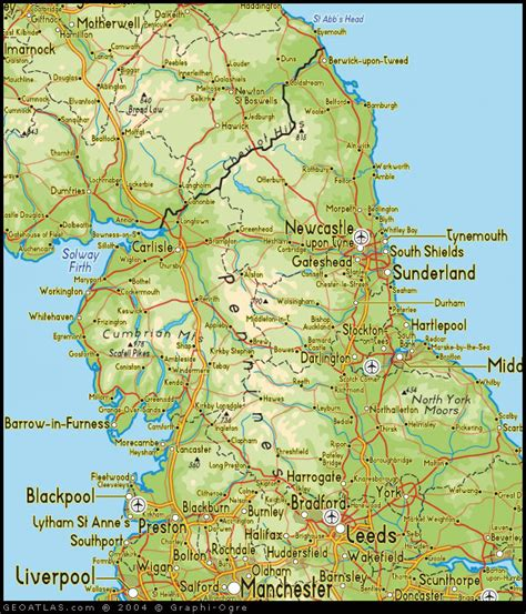 map uk and map uk