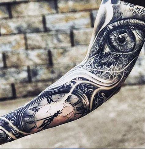 badass sleeve tattoos for men 17 best ideas about tattoos for on pirate
