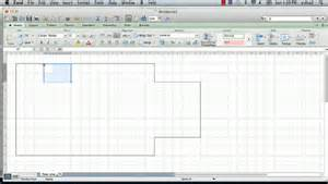 floor plan exle video how to make a floorplan in excel ehow