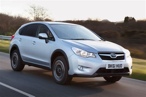 New Subaru Crossover Pricing Released For Britain