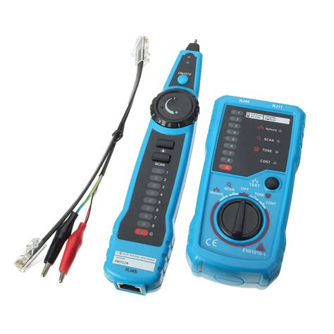 Tone Cheker Wire Tracker Lan Tester Cable Tracker Multi Purpos cat5 cat6 rj11 rj45 telephone wire tracker tracer toner ethernet lan network cable tester