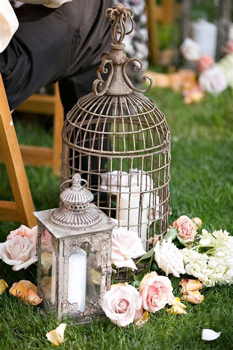 78 Best images about Birdcages with Flowers on Pinterest