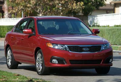 2009 Kia Magentis Review 2009 Kia Optima Review
