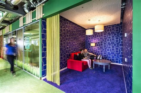 google ireland office google ireland office by camenzind evolution dublin