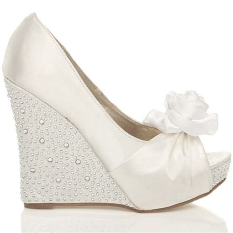 17 best images about wedding shoes on peep toe