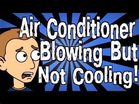 Iglooplay Cool Not Cold by My Air Conditioner Is Blowing But Not Cooling
