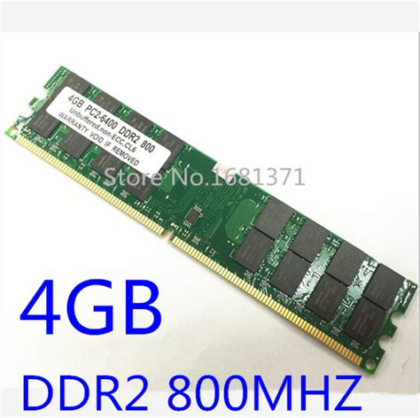 Ram Ddr2 Pc 5300 4gb 191 qu 233 procesador le pongo a un socket 775 en pc hardware 5 8