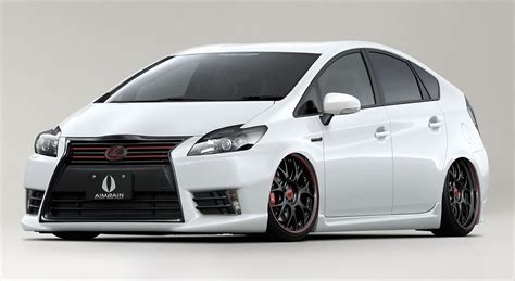 prius lexus body kit 30 prius body kit from aimgain kyoei usa