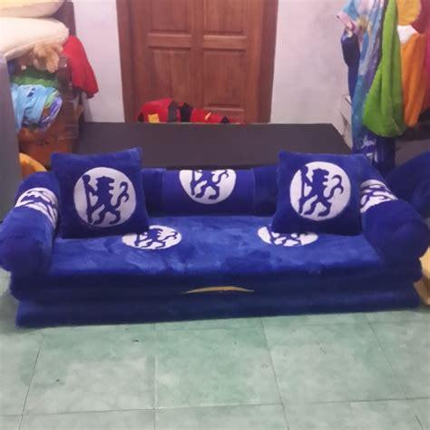 Karpet Karakter Bahan Rasfur sofabed chelsea bahan rasfur murah konveksi karpet set