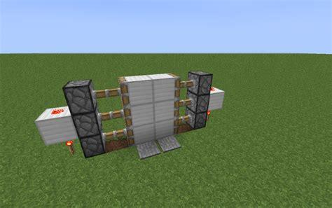 Piston Door by Piston Door Smallest 2x2 Piston Door 3 Diamonds