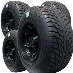 Car Tires 50 205 50 10 Tire Wheel Assembly For Golf Cart Club Car