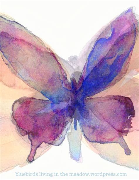 17 best images about watercolor butterflies on pinterest