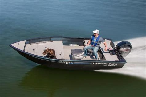 crestliner boat dealers in texas crestliner 1450 discovery sc boats for sale in texas