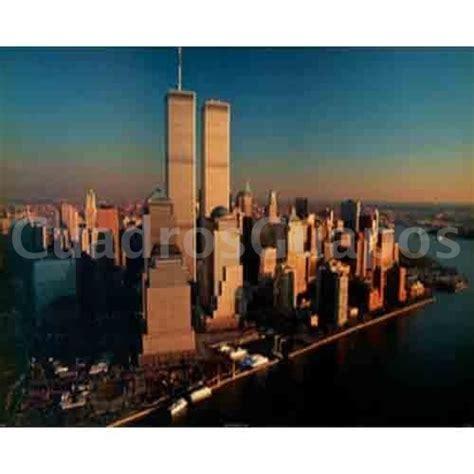 imagenes nuevas torres gemelas new york new york torres gemelas al atardecer cuadrosguapos com