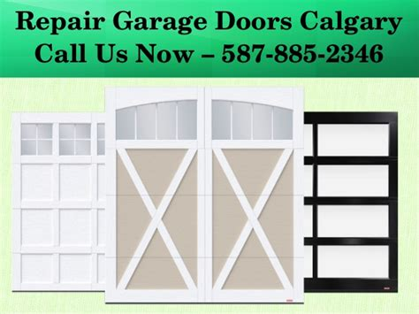 Garage Door Repair Calgary by Garage Door Repairs Calgary 5 Common Garage Door Myths