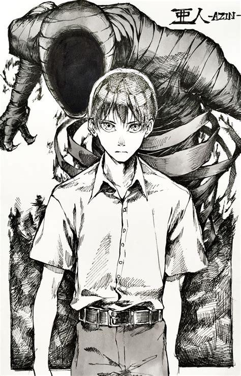 Ajin Volume 5 Demi Human best 25 ajin ideas on ajin ajin anime