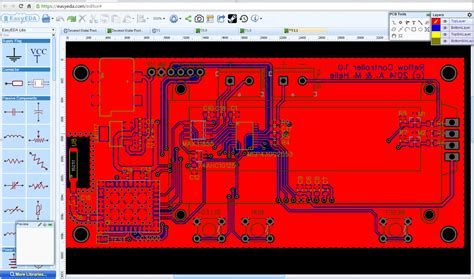 circuit simulator and pcb design software easyeda the