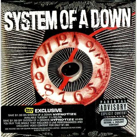system of a best of album unterhaltungsindustrie 187 system of a serj tankian