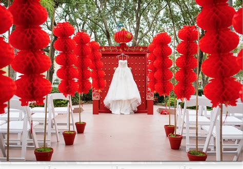decorating themes chinese new year themed wedding huffpost
