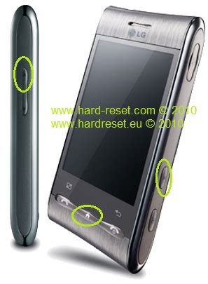 factory reset android java c 243 mo realizar un hard reset lg gt540 android contenido