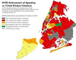 New York City Safety Map by Ta Nypd Enforcement Priorities Don T Match Its Own Street