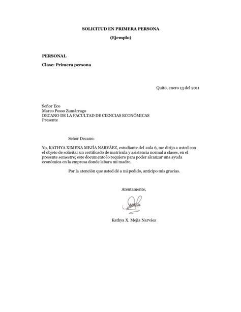 modelo de solicitud simple de permiso solicitud ejemplo