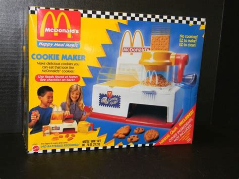 Mcdonalds Meals That Thankfully Didnt Make It by Mcdonald S Cookie Maker Had It Didnt Make