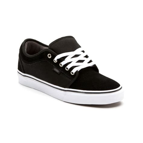 Vans Chukka Lou Black 1 by Vans Chukka Low Black Pewter White The Source