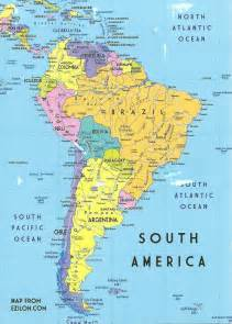 my postcard page argentina south america map