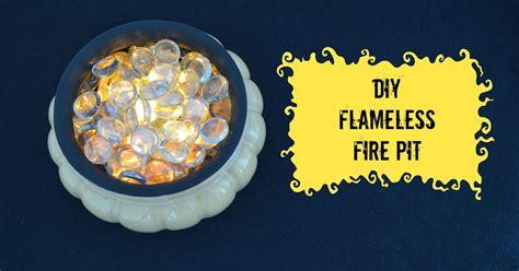 Vikalpah Diy Flameless Fire Pit Flameless Pit