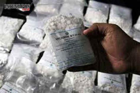 Pil Penggugur Uh 3 Bulan Dalam Tiga Bulan 76 Pengedar Narkoba Ditangkap Jateng Pos