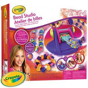 crayola bead maker buy crayola bead studio at home bargains