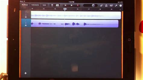 How To Record Using Garage Band by Garageband For Tutorial 2 How To Record A Multitrack