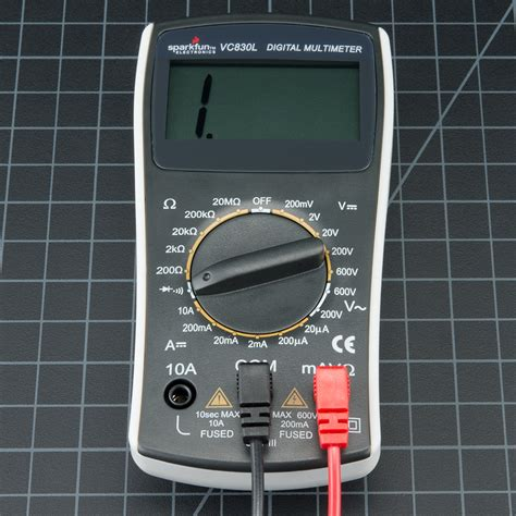 how to check diode from multimeter digital multimeters nithu e tech