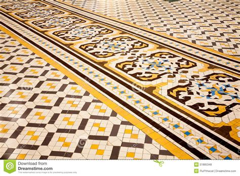 floor in spanish spanish floor tiles stock photo image 51885348