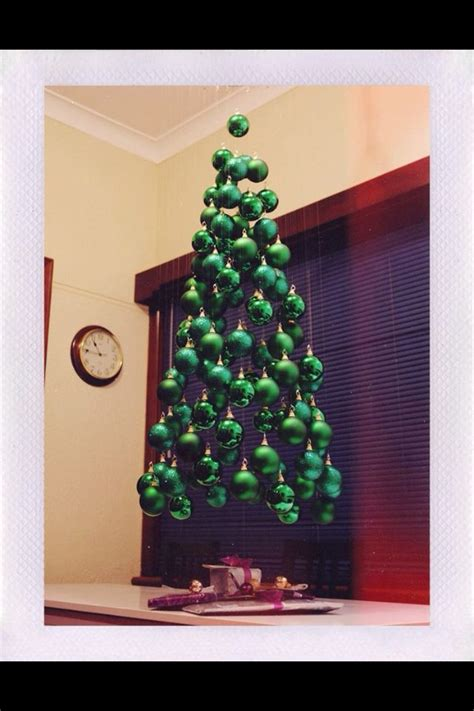 suspended christmas tree f 234 tes pinterest